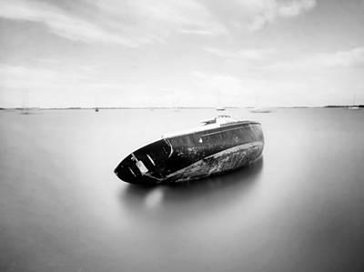 Pinhole Photograph - Founder by Patrick M Lynch