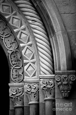 District Of Columbia Photograph - Four Arches by Inge Johnsson