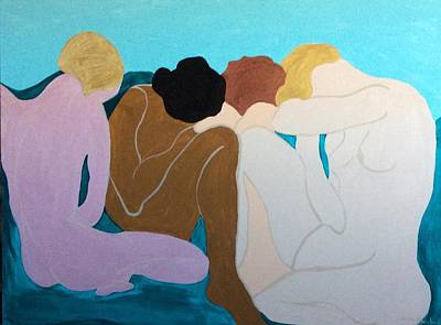 Four Original by Erika Chamberlin