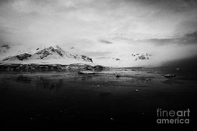Fournier Photograph - Fournier Bay On Anvers Island Antarctica by Joe Fox
