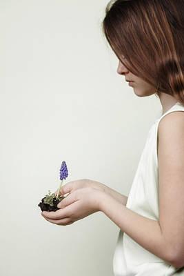 Fragile Spring Print by Joana Kruse