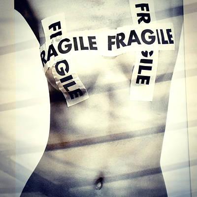 Nudes Photograph - Fragile by Stefania Montolli