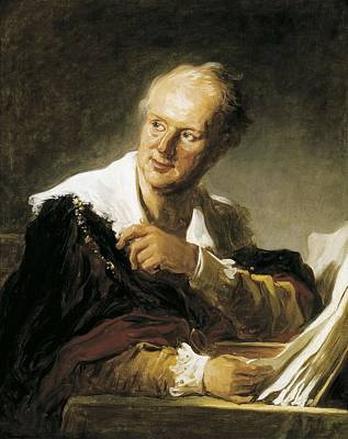 1732 Photograph - Fragonard, Jean Honor� 1732-1806. Denis by Everett