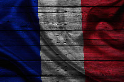 France Print by Joe Hamilton