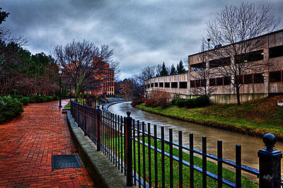 Syracuse Ny Photograph - Franklin Park by Everet Regal