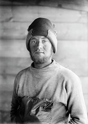 Frederick Photograph - Frederick Hooper by Scott Polar Research Institute