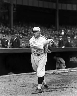 Red Sox Photograph - Frederick O. Fred Bratchi by Retro Images Archive