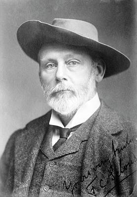 Frederick Photograph - Frederick Selous by Library Of Congress