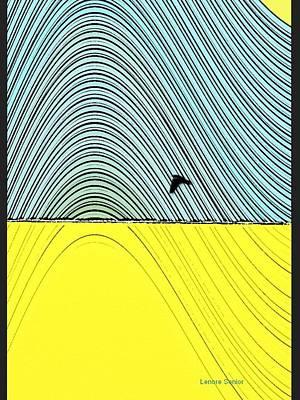 Free Will Digital Art - Free Will by Lenore Senior