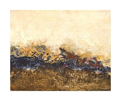 Impasto Oil Painting - Freeze Pain by Craig Tinder