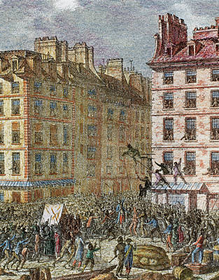 French Revolution (1789-1799 Print by Prisma Archivo