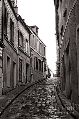 Downtown Area Photograph - French Street by Olivier Le Queinec