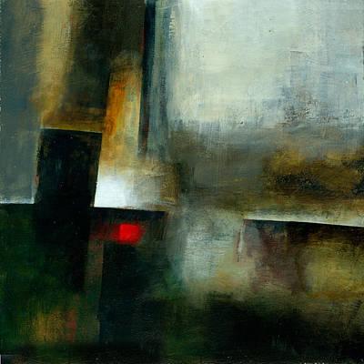 Fresh Paint #7 Print by Jane Davies