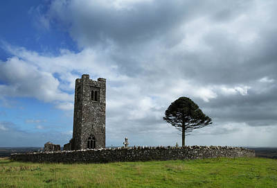 Early Christian Photograph - Friary Church Built In 1512 By One by Panoramic Images