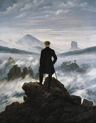 Caspar Photograph - Friedrich, Caspar David 1744-1840. The by Everett