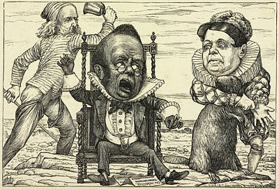 From Fit The Seventh: The Banker's Fate Print by British Library