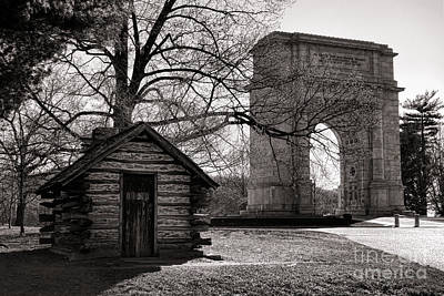 Arches Memorial Photograph - From Humble To Glorious by Olivier Le Queinec