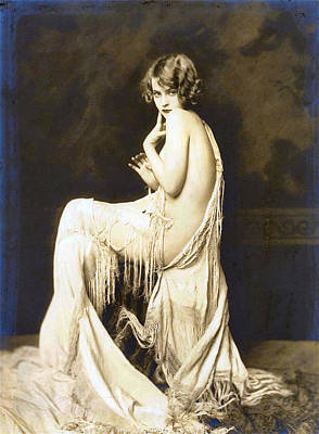From Risque Postcard Collection 2 Print by Studio Photographer