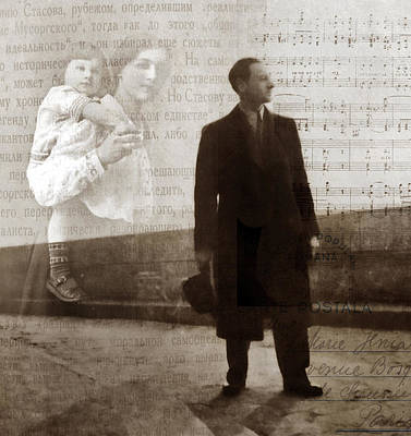 Sheet Music Photograph - From Russia With Love by Jessica Jenney