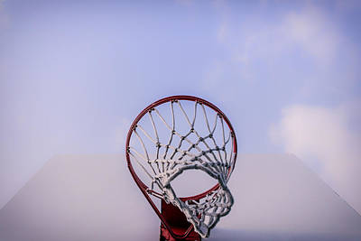 From Under The Rim Print by Mountain Dreams