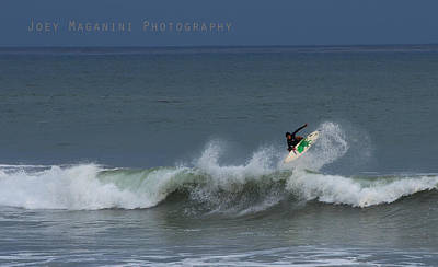 Photograph - Frontside  by Joey  Maganini