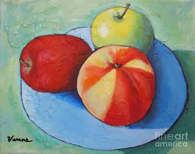 Painting - Fruit Still Life by Venus