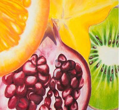 Fruits Of Labor Original by Samantha Zimmermann