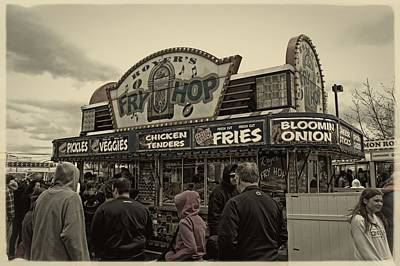 Fry Hop Print by Tom Gari Gallery-Three-Photography