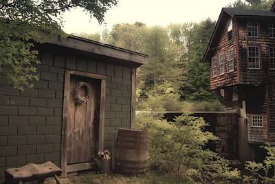 Nostalgia Photograph - Frye's Measure Mill by Joann Vitali