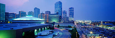 Ft Worth, Texas, Usa Print by Panoramic Images