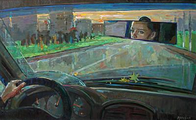 Full Tank Original by Juliya Zhukova