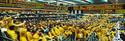 On Location Photograph - Futures And Options Traders Chicago by Panoramic Images