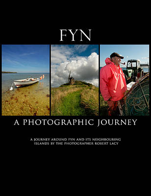Photograph - Fyn Book Poster by Robert Lacy