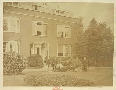 Adolph Photograph - Gadshill by British Library