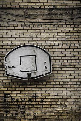 Game Over - Urban Messages Print by Steven Milner