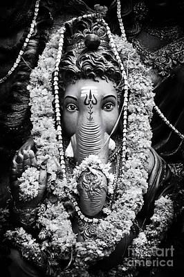 Ganesha Altar  Print by Tim Gainey