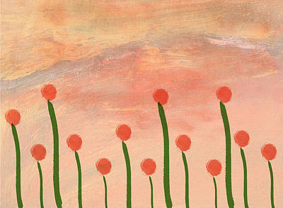 Garden Print by Aged Pixel