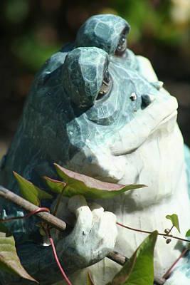 Photograph - Gardeners Helper by Angela Hansen