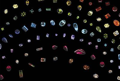 Peridot Photograph - Gems by Gina Dsgn