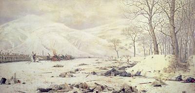 1877 Painting - General Skobelev At Shipka by Piotr Petrovitch Weretshchagin