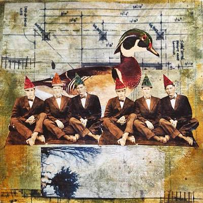 Mixed Media - Generation by Susan McCarrell