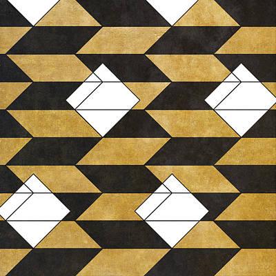 Geo Pattern II Print by South Social Studio