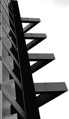 Avantgarde Photograph - Geometrized by Steven Milner
