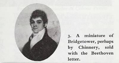 Curios Photograph - George Bridgetower by British Library