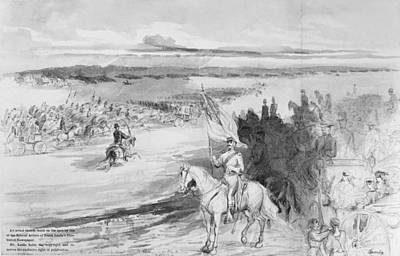 George Brinton Mcclellan (1826-1865) Print by Granger
