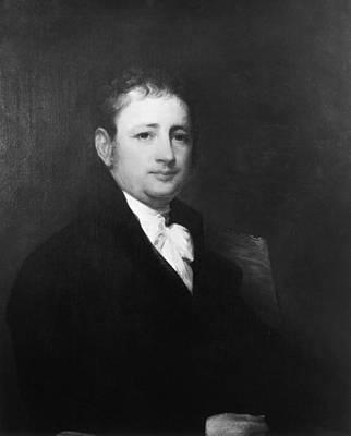Descendant Painting - George Calvert (1803-1889) by Granger