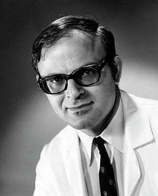 Oncology Photograph - George Canellos by National Cancer Institute