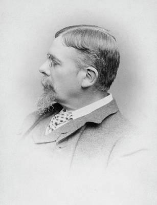 George Du Maurier (1834-1896) Print by Granger