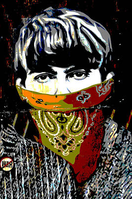 Ringo Photograph - George Harrison by RicardMN Photography
