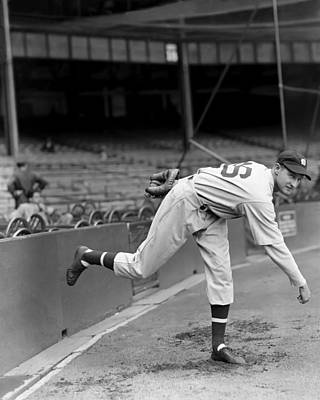 Detroit Tigers Photograph - George L. Gill by Retro Images Archive